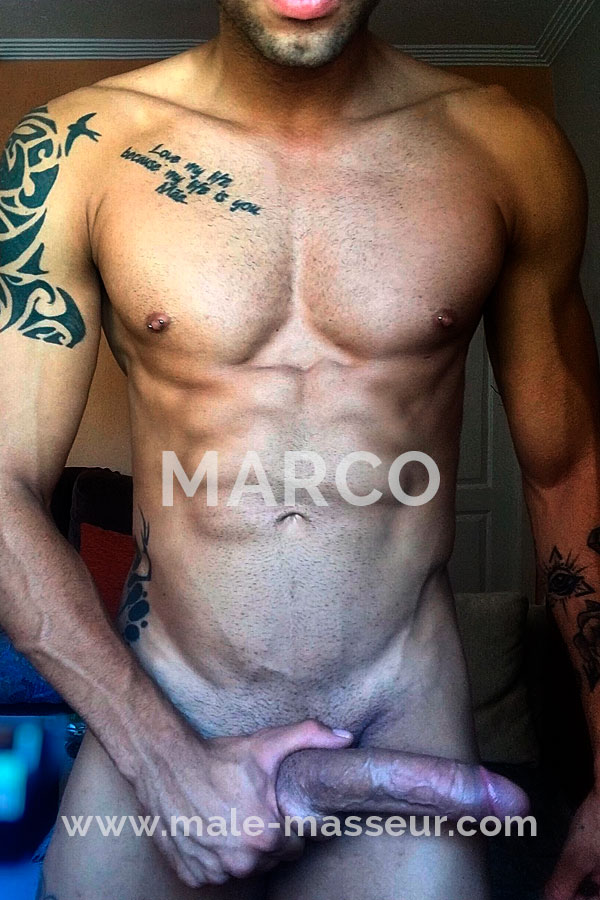 Marco gay masseur